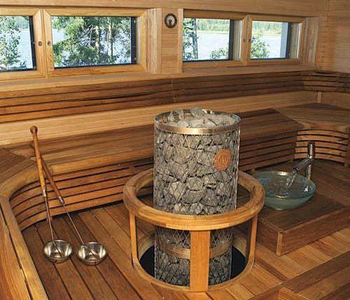 Печь в бане дизайн